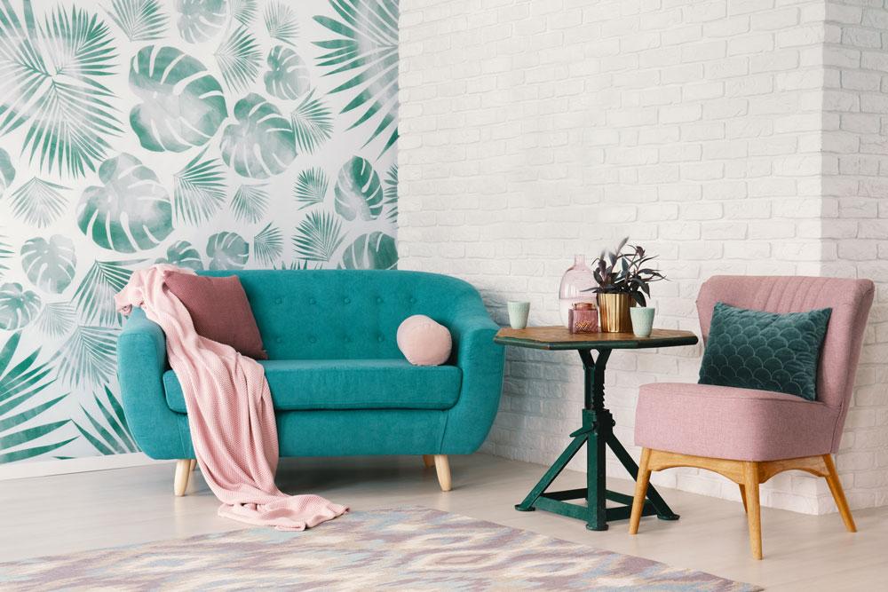 ¿Cómo elegir el papel tapiz perfecto?